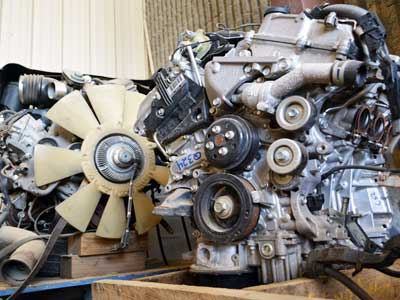 Used Engines & Transmissions for Imports